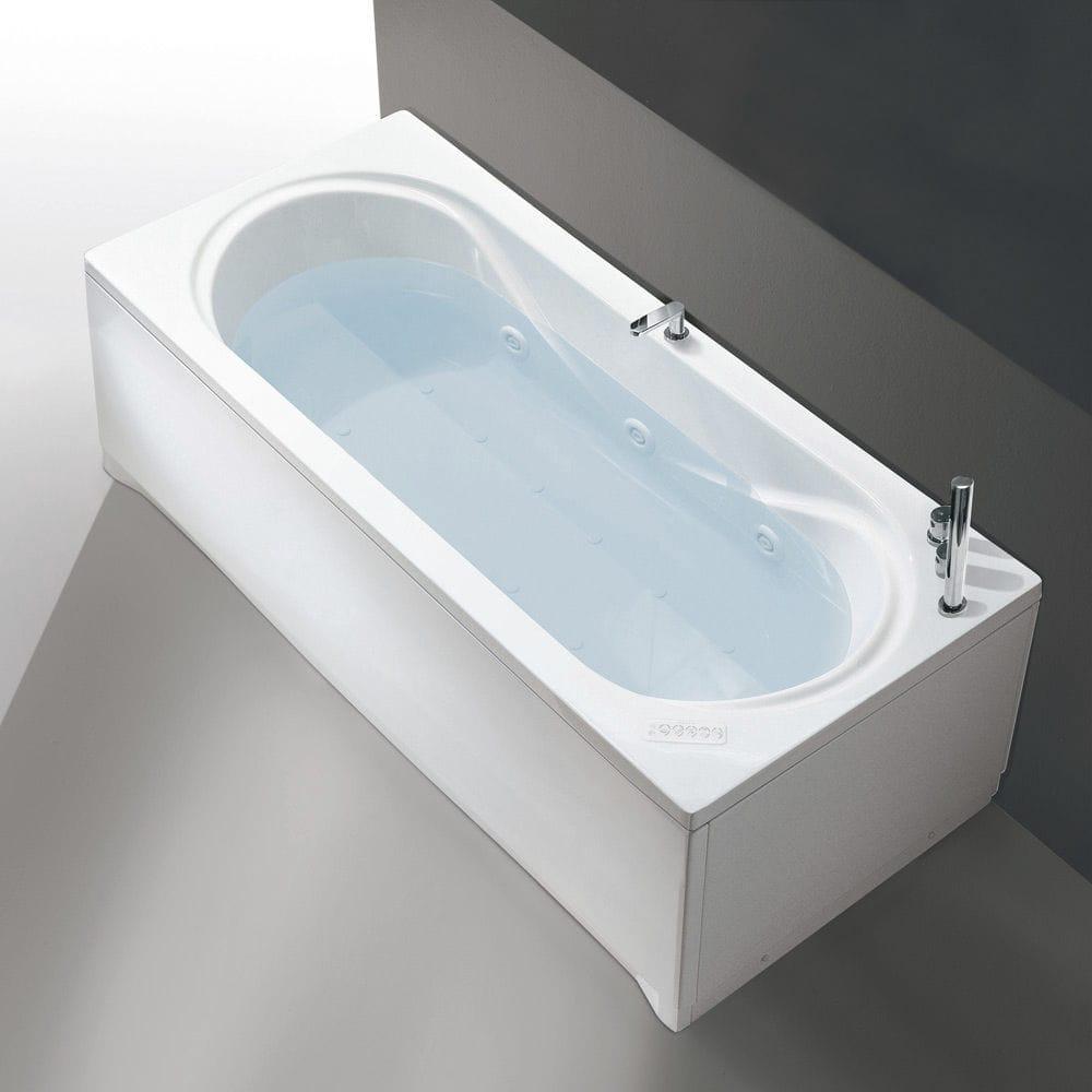 Vasca da bagno in acrilico / idromassaggio / per cromoterapia ...