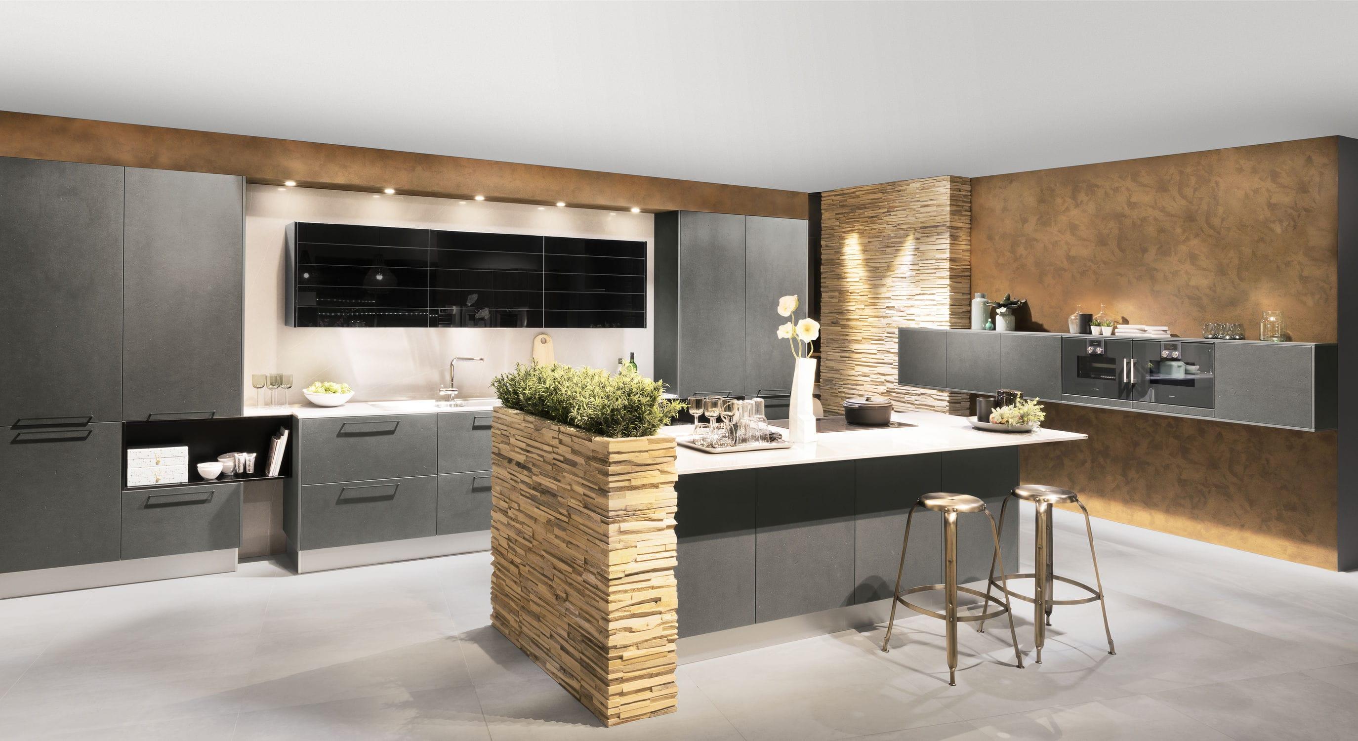 Cucine Bianco Grigio : Piano di lavoro in silestone da cucina bianco grigio