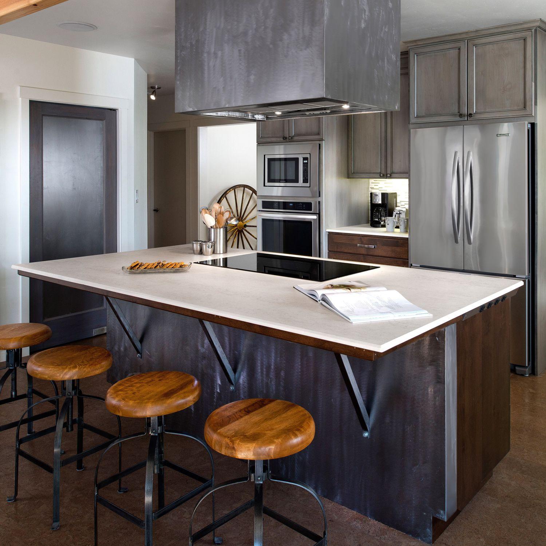 Piano di lavoro in marmo / da cucina / beige - DANAE - Cosentino