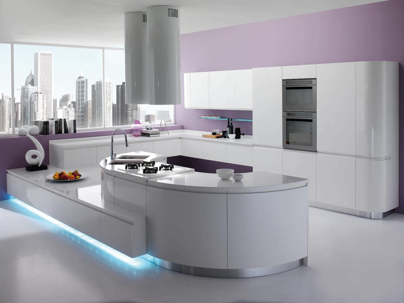 Stunning Cucine Moderne A Isola Pictures - Ideas & Design 2017 ...