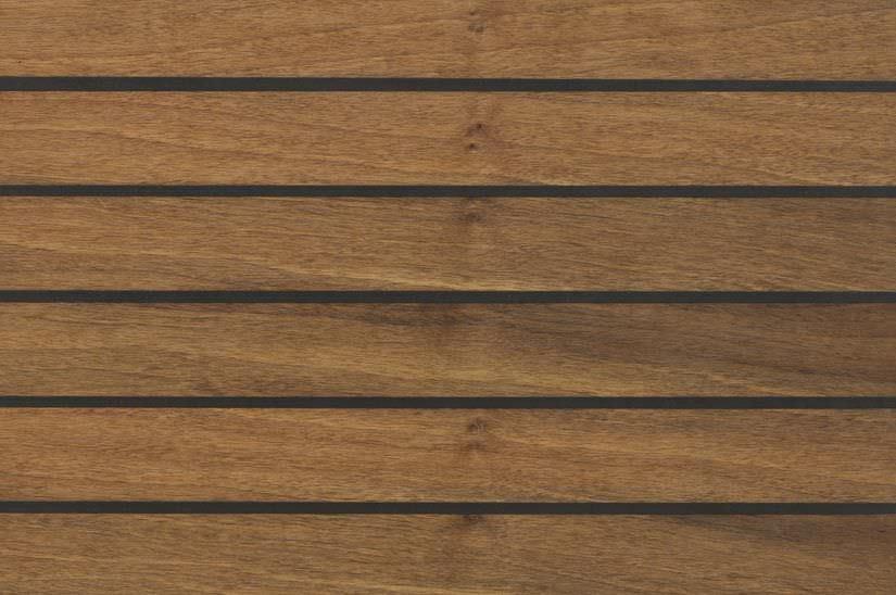 Tappeto moderno / a righe / in legno / rettangolare - LEGNO-LEGNO ...