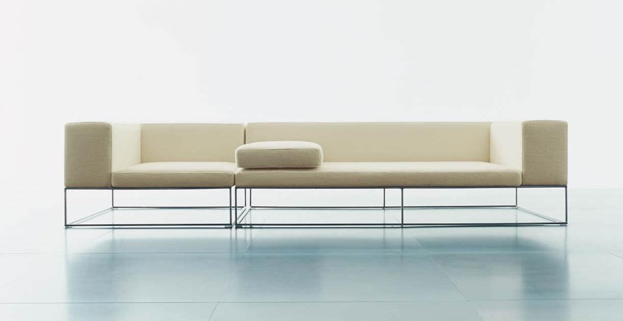 Divano letto / modulare / moderno / di Piero Lissoni - ILE - Living ...