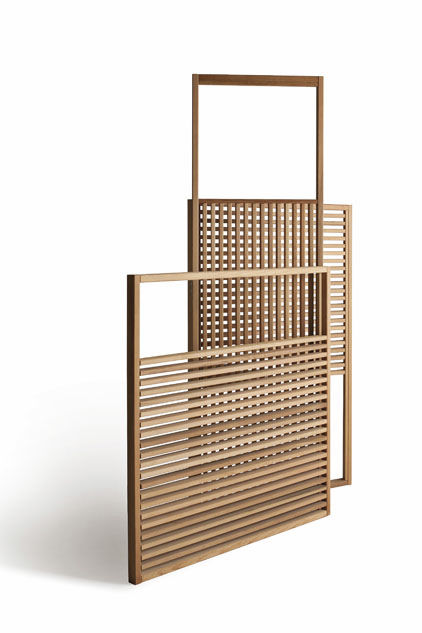 Paravento legno esterno