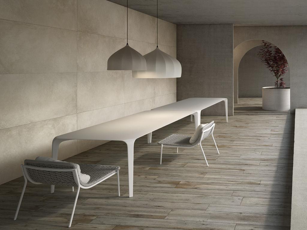 Piastrelle effetto legno da esterno: palladiana grigio per esterno ...