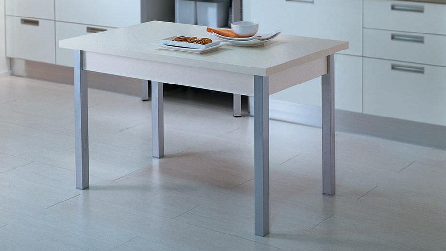 Tavolo moderno / in laminato / rettangolare - ALIS - SCAVOLINI