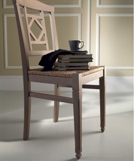 Sedia classica / in legno - AVELLANA - SCAVOLINI