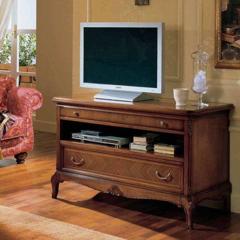 Mobile porta TV in stile / in legno - MARIE CLAIRE - Stilema