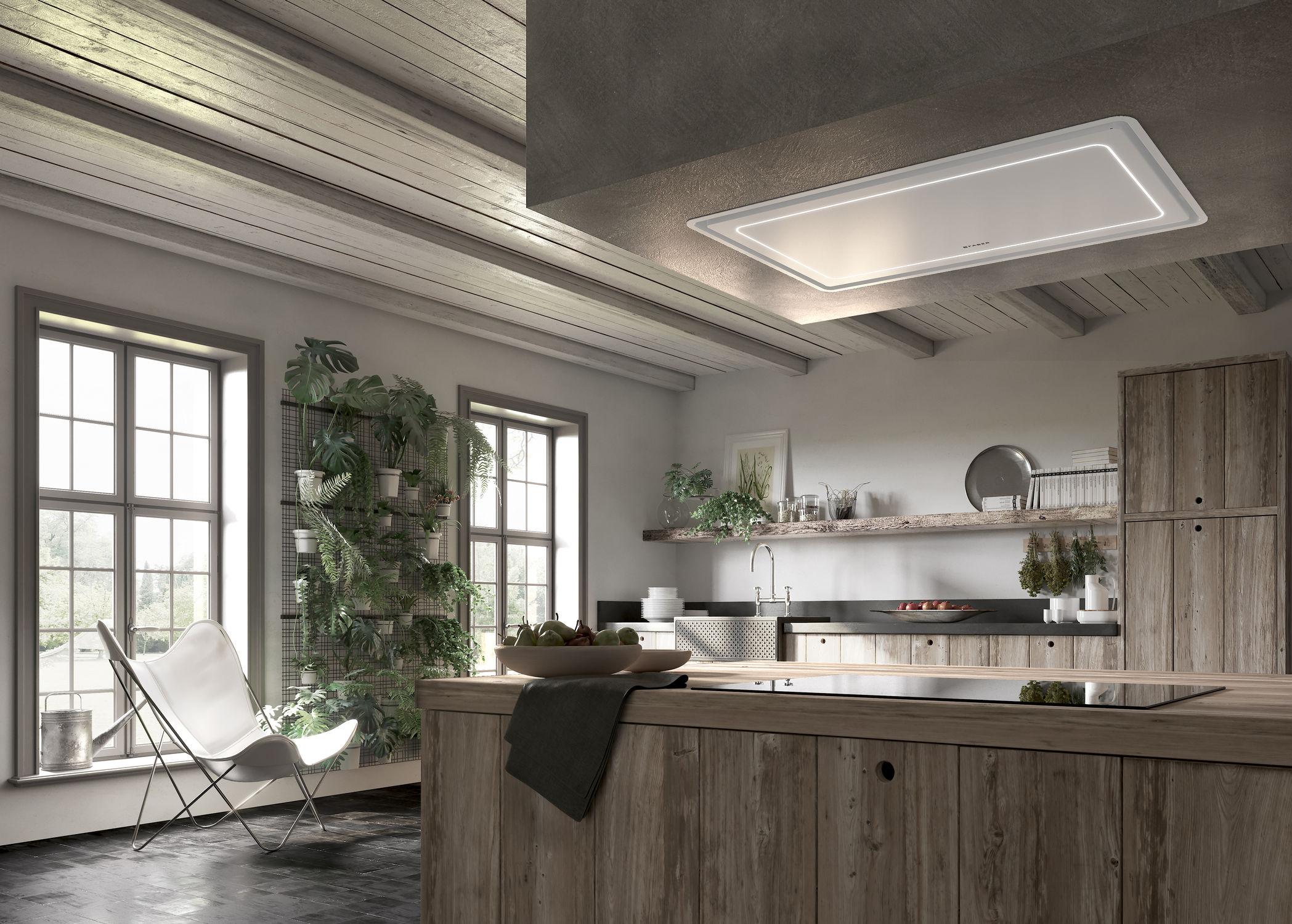 Cappa A Scomparsa Nel Soffitto   Cappa da soffitto con illuminazione  integrata high light ea5462fea882