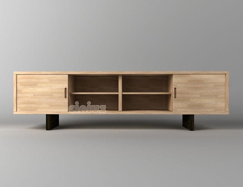 Credenza Moderna Con Ante Scorrevoli : Credenza moderna in legno jachi cinius