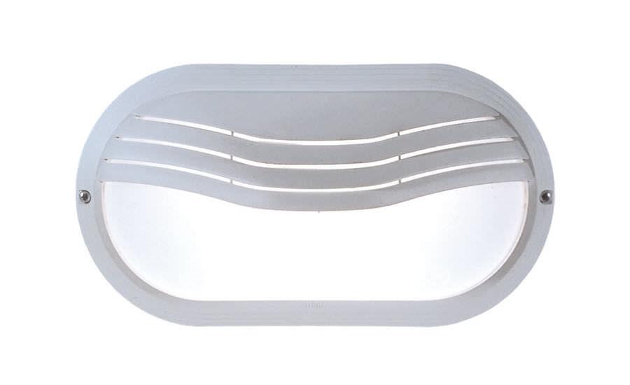 Plafoniere Da Esterno Ip 65 : Applique moderna da esterno in policarbonato