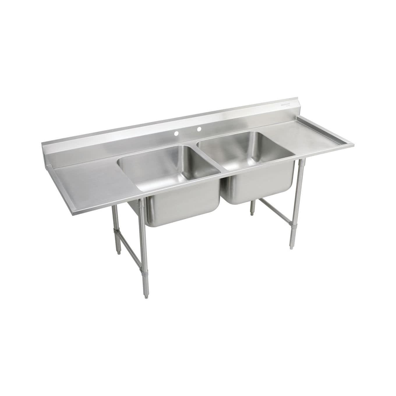 Mobile lavello su piedi / per cucina professionale - WNSF8236LR - Elkay