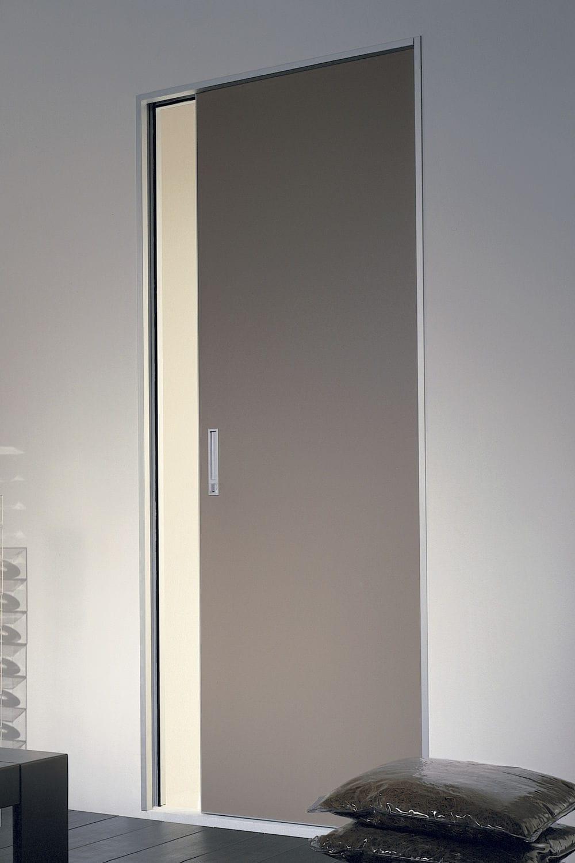 Porta da interni / scorrevole / a libro / in vetro - TEAM by P ...