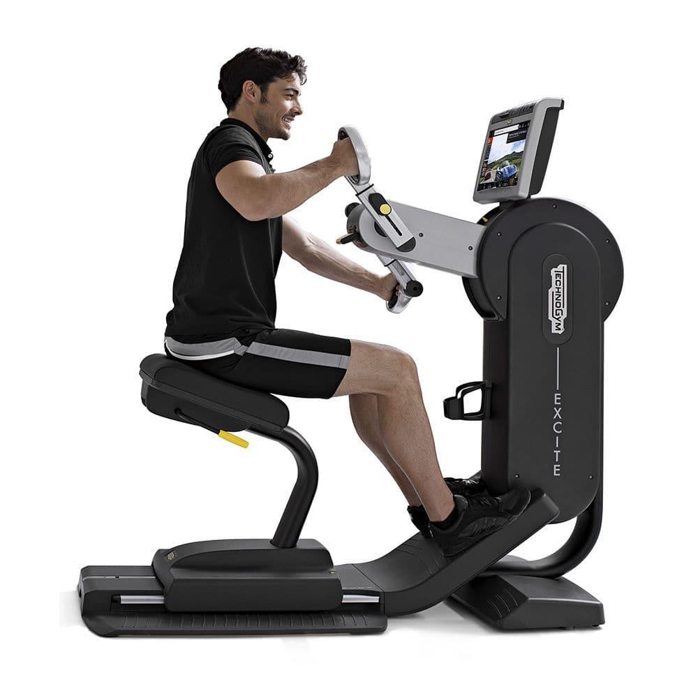 Attrezzo per cardio-fitness - EXCITE® TOP - TECHNOGYM - Video