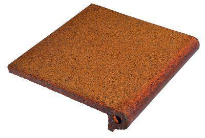 Piastrella per gradino da esterno da pavimento in ceramica