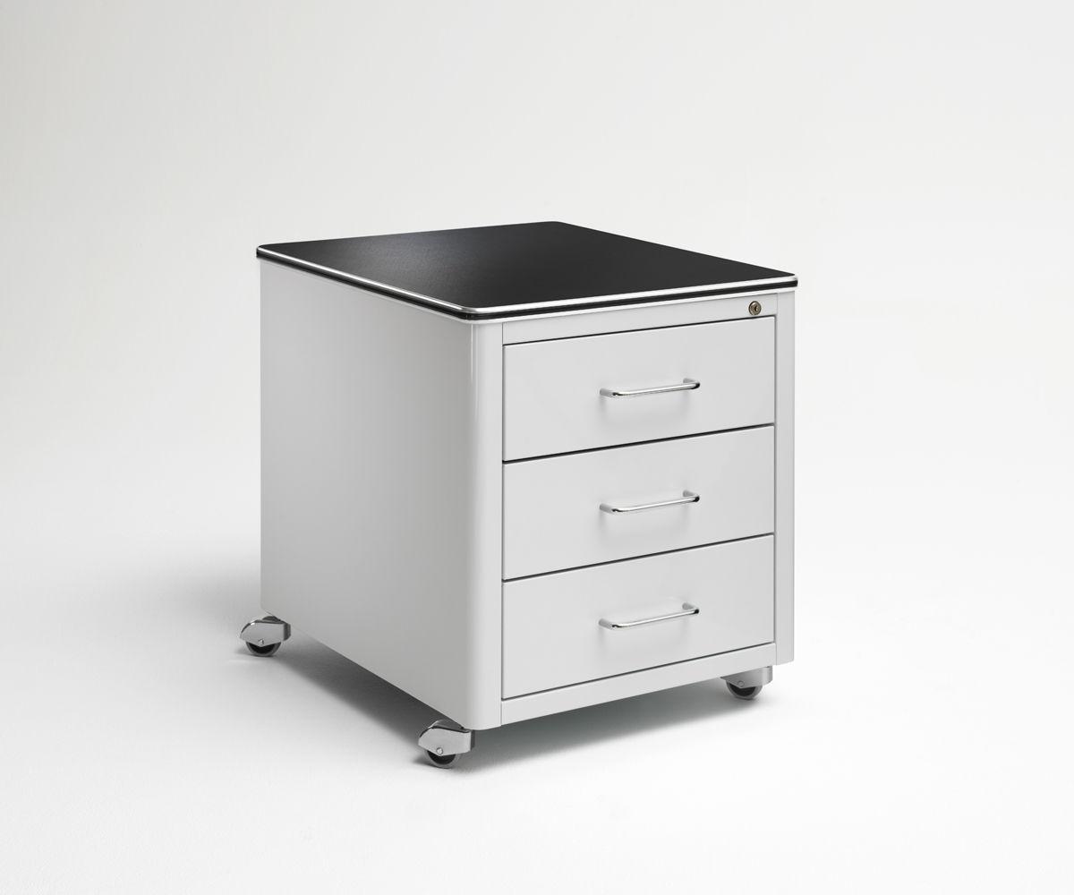 Cassettiera Ufficio In Metallo : Cassettiera per ufficio in metallo in laminato cassetti