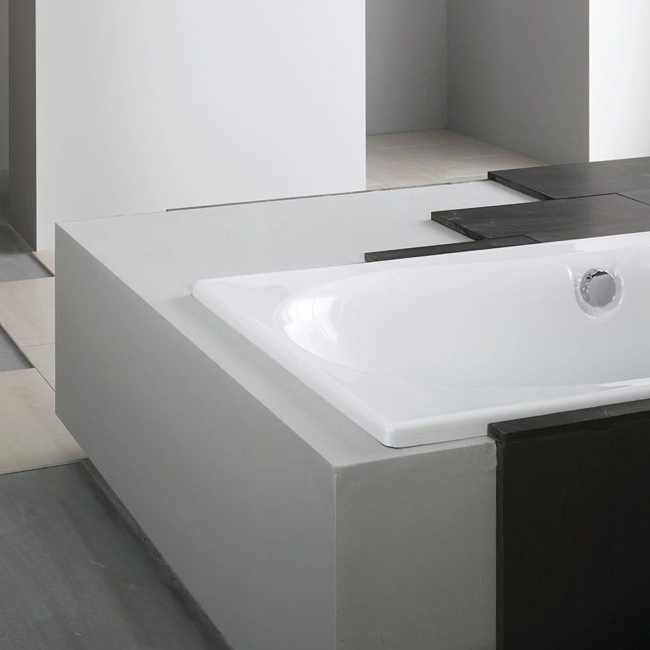 rivestimento vasca da bagno rettangolare