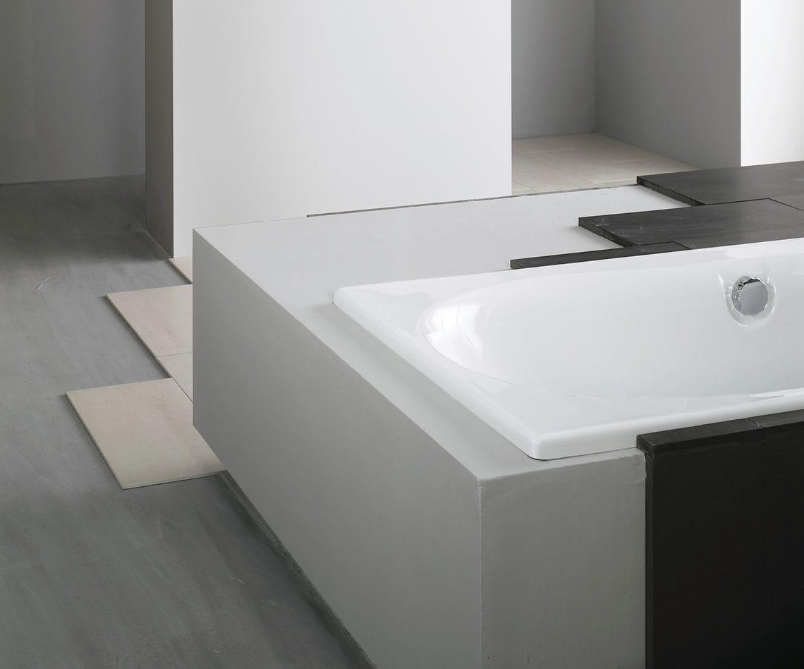 Vasca Da Bagno Rettangolare : Margherita vasca da bagno rettangolare spanciata