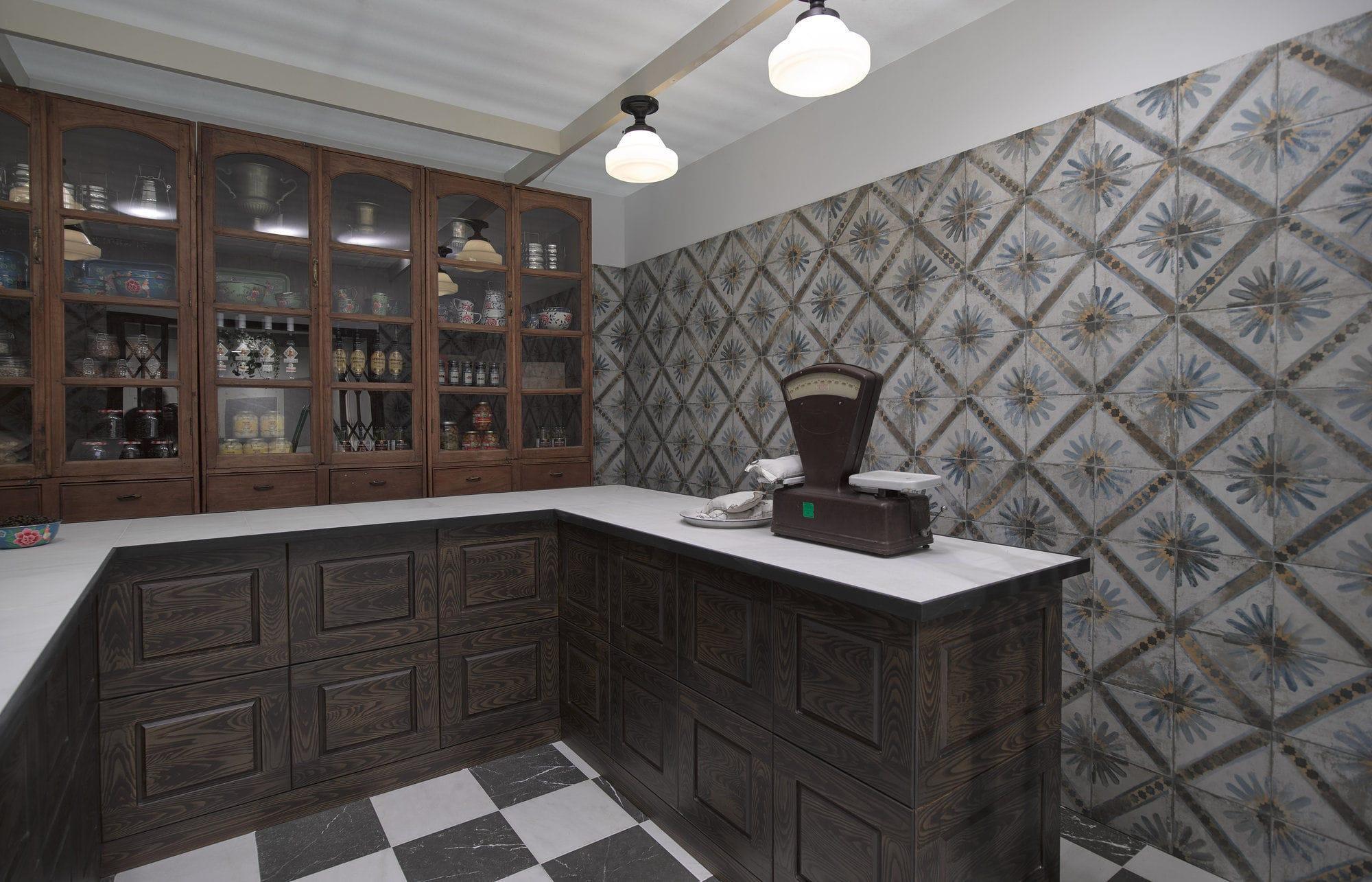 Piastrella da interno da pavimento in ceramica 45x45 cm fs