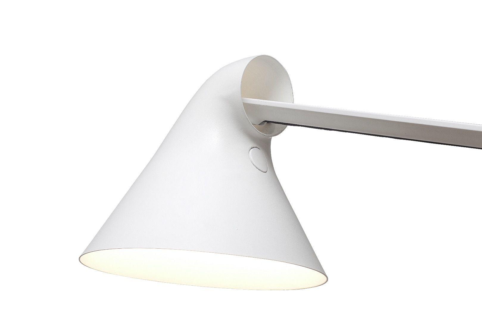 Applique moderna in alluminio led tonda njp by nendo