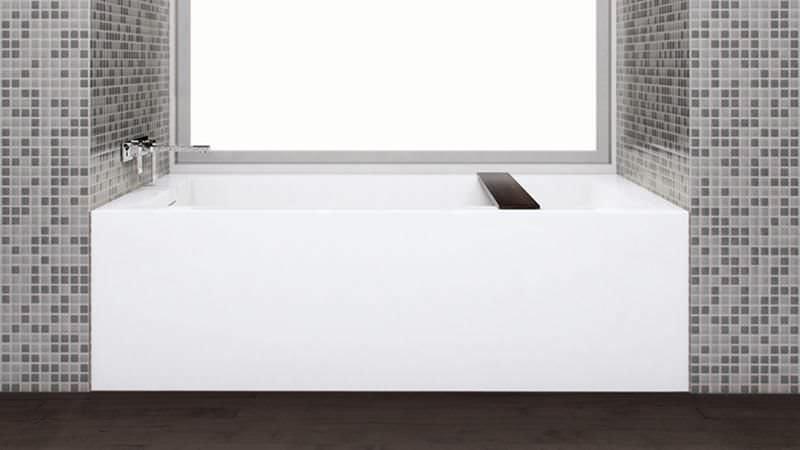 Vasca Da Bagno Qube : Vasca da bagno da incasso in composito cube: bc 14 wetstyle