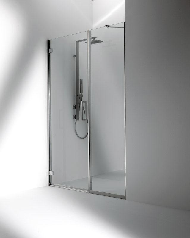 Parete doccia battente / d\'angolo - D1A DUNA - Bianchi & Fontana