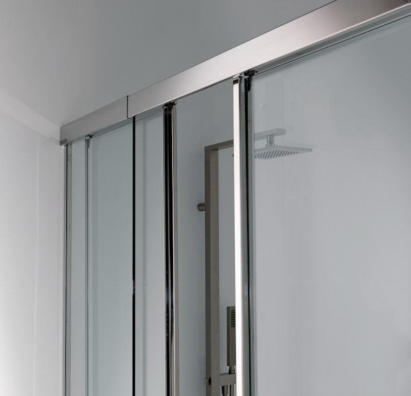 Parete doccia scorrevole / a nicchia - OASI: 101…C - Bianchi & Fontana