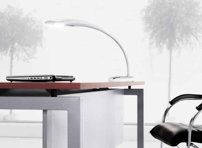 Lampada per ufficio design originale in alluminio led neo
