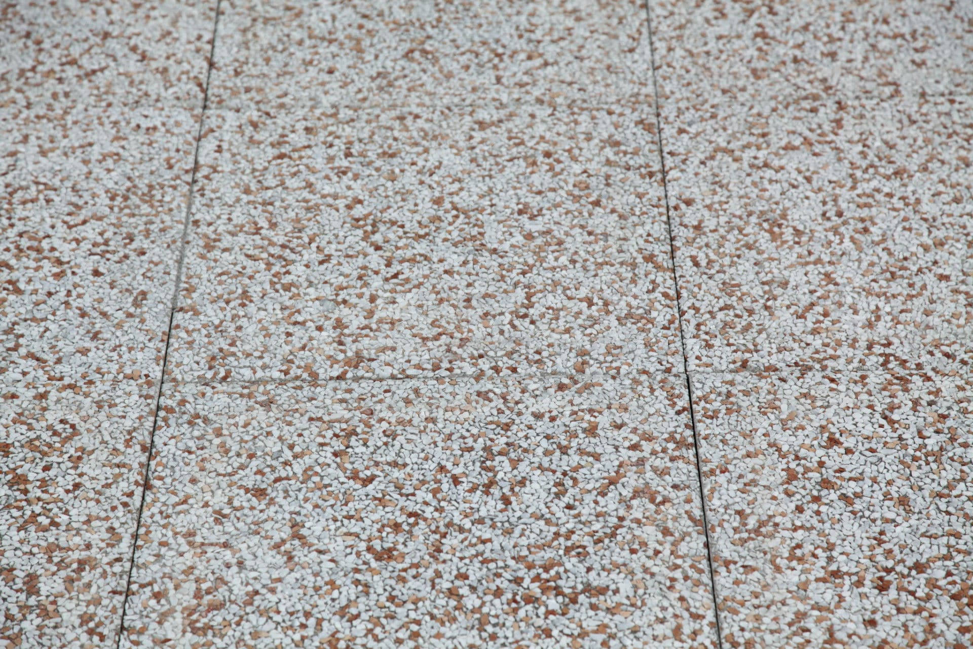 Lastricato in calcestruzzo in pietra ricostituita per pedoni