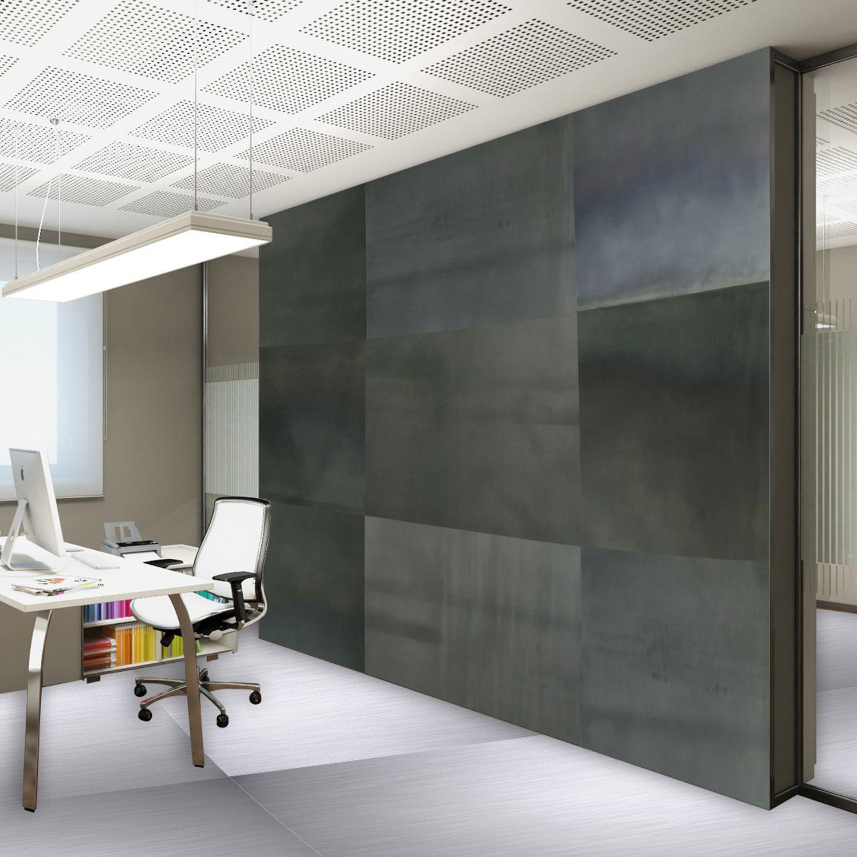 Rivestimento Murale In Metallo Per Uso Residenziale Per Spazio