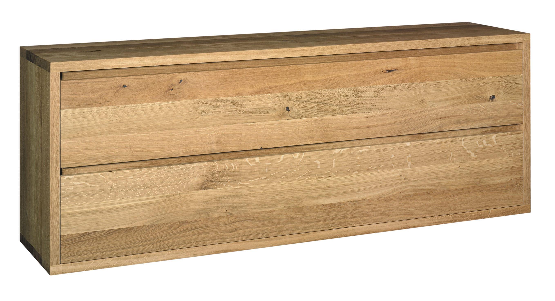 Cassettiera Ufficio Legno Massello : Cassettone moderno in legno laccato in quercia in legno