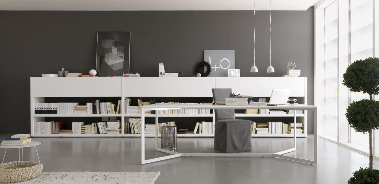 Libreria Moderna Per Soggiorno.Librerie Moderne Per Soggiorno Gallery Of Librerie Componibili Le
