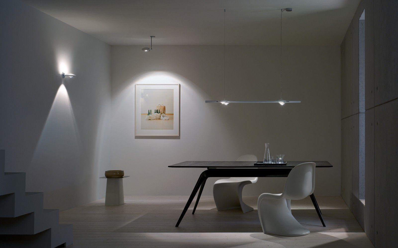 Applique moderna / in vetro / in alluminio / in ottone   puro ...