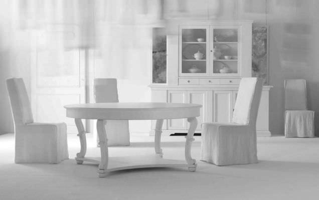 Credenza Con Alzata Classica : Credenza con alzata classica in legno fa by paola navone
