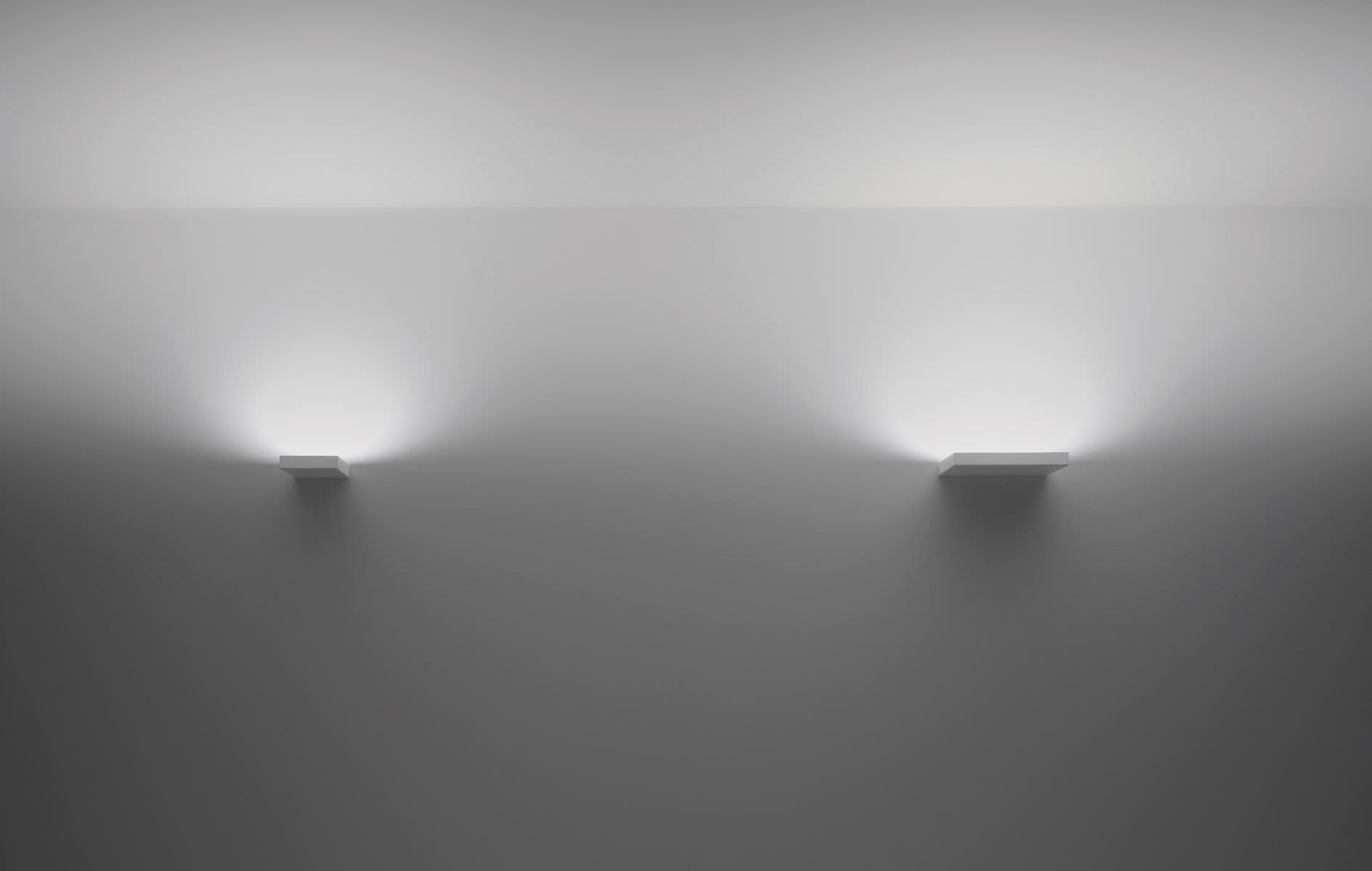 Applique quadrato led plafoniera led w applique quadrata cm luce