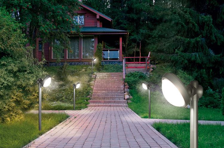Plafoniera Da Esterno Lombardo : Lampioncino da giardino moderno in alluminio