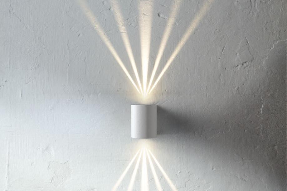 Illuminazione da esterno moderna: westwing vasi luminosi design