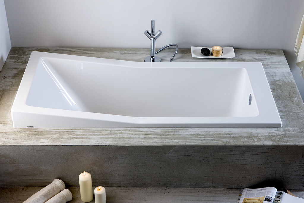 Vasca Da Bagno Di Zinco : Vasca da bagno in acrilico foster by norman foster hoesch