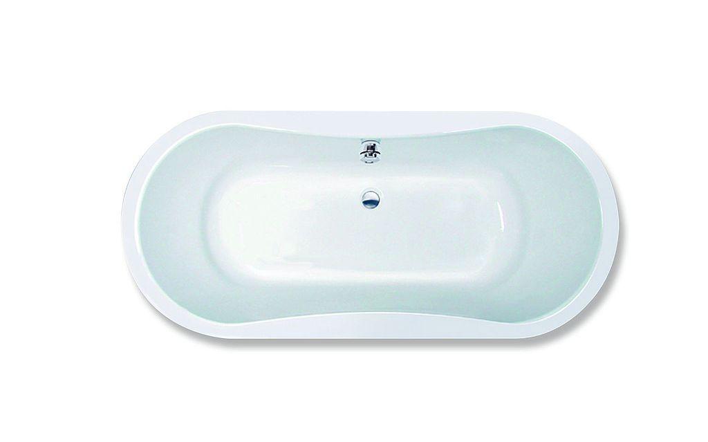 Hoesch Vasche Da Bagno Prezzi : Vasca da bagno da appoggio ovale in acrilico tacna
