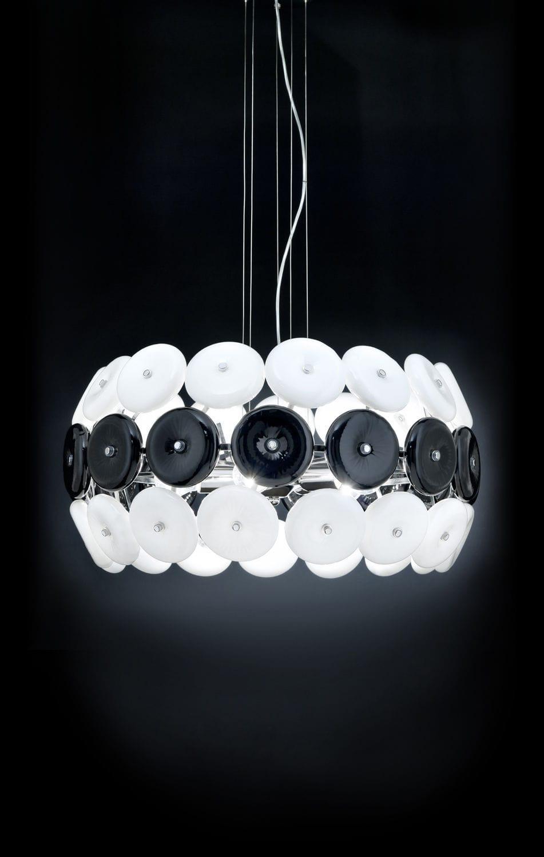 Lampada a sospensione / moderna / in vetro / in metallo - STAR ...