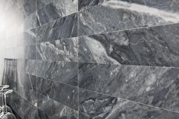 Piastrella da interno da esterno da parete in marmo