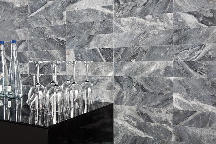 Piastrelle Da Muro Esterno : Piastrella da interno da esterno da parete in marmo