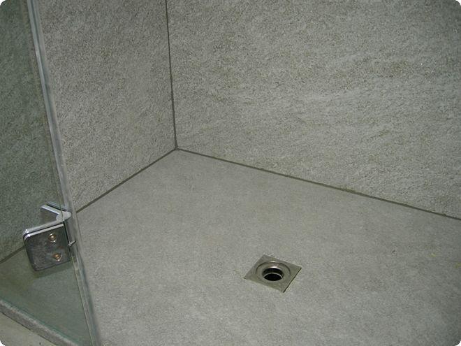 spesso Piatto doccia quadrato / in quarzite - SOGLIO QUARZIT - GRANITI CONRAD GF59