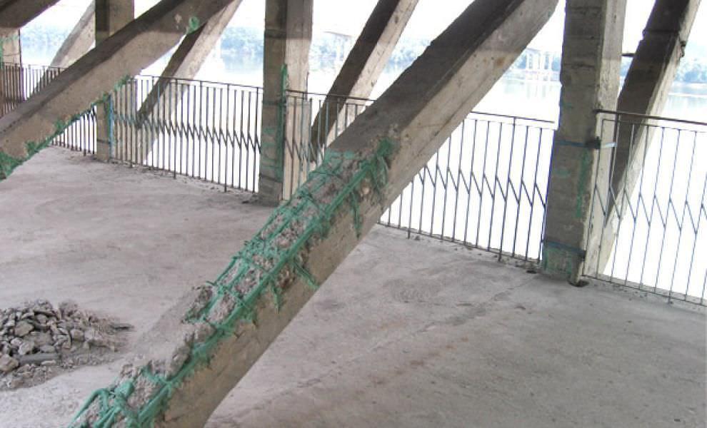 Pittura Per Cemento Armato : Pittura di protezione anticorrosione per ferro per metallo