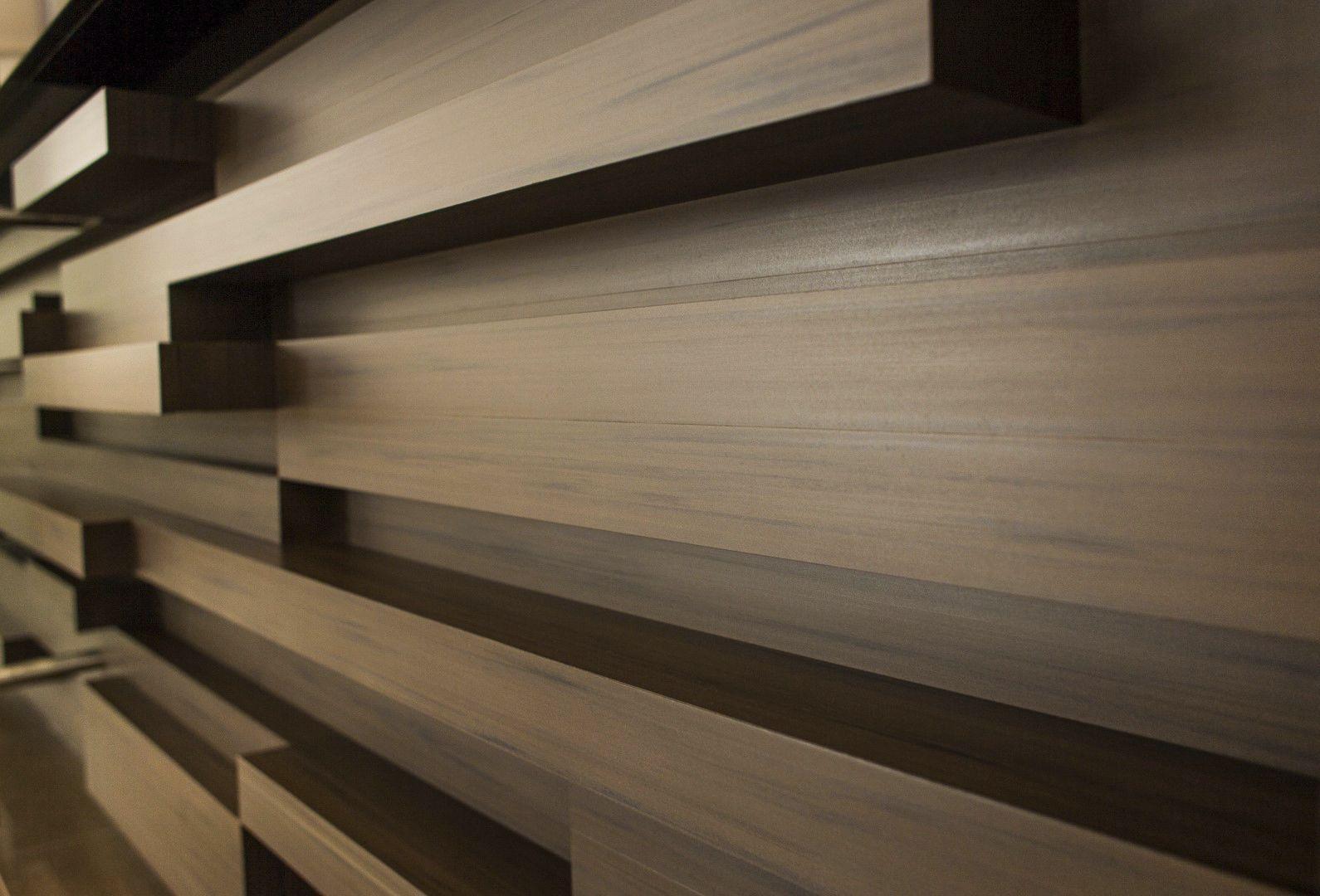 Rivestimento In Legno Pareti Interne : Pannello in composito di rivestimento in legno da parete per