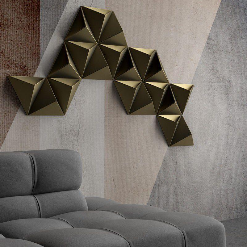 Vaso design originale / in ceramica / a muro - DODO - ADRIANI E ...