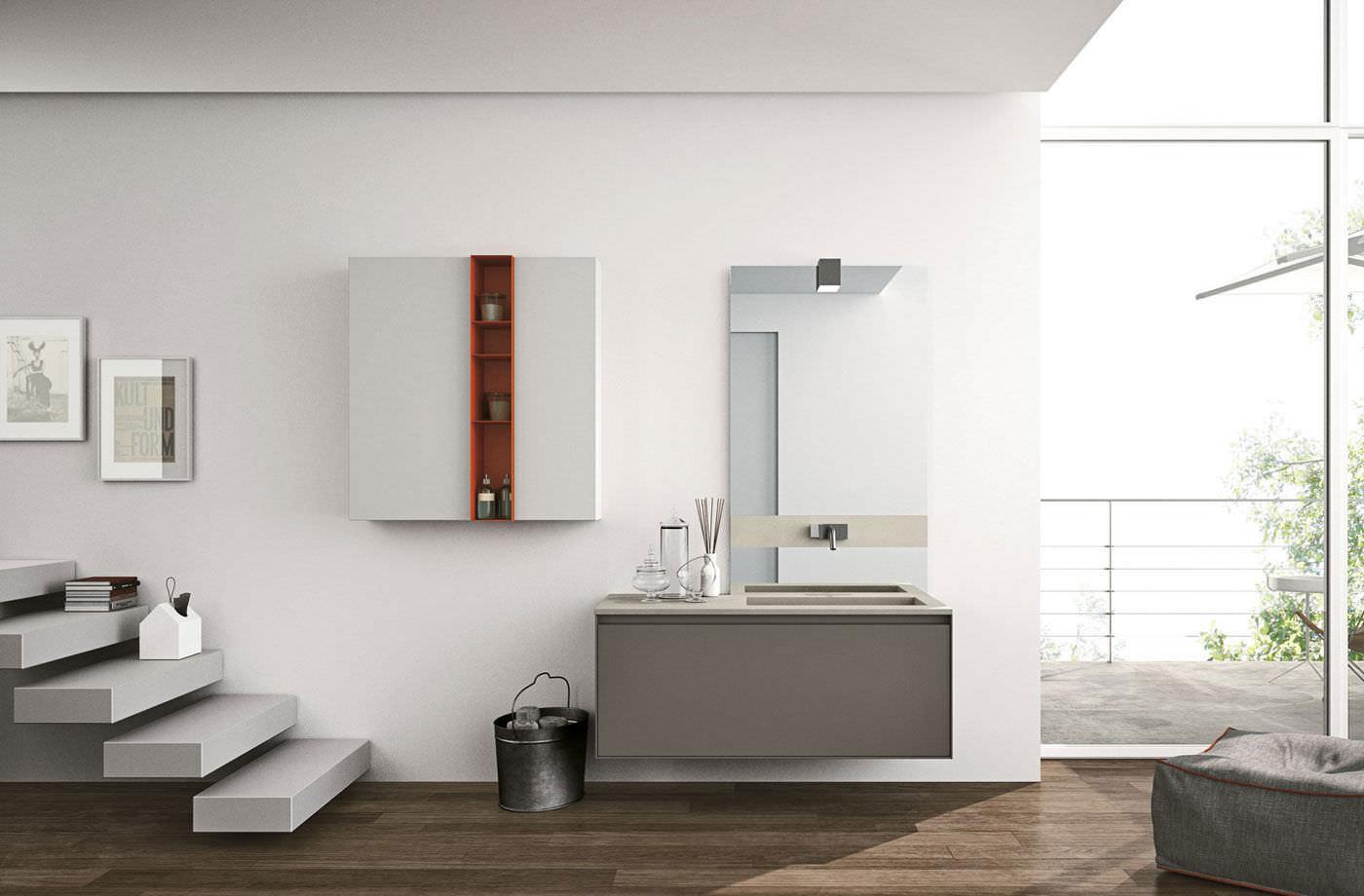 armadio da bagno aria by willy dalto altamarea