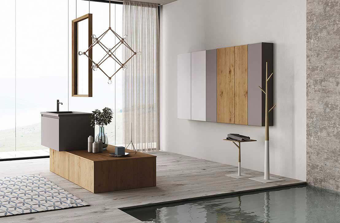 armadio da bagno 360gradiloft by gian luca perissinotto altamarea