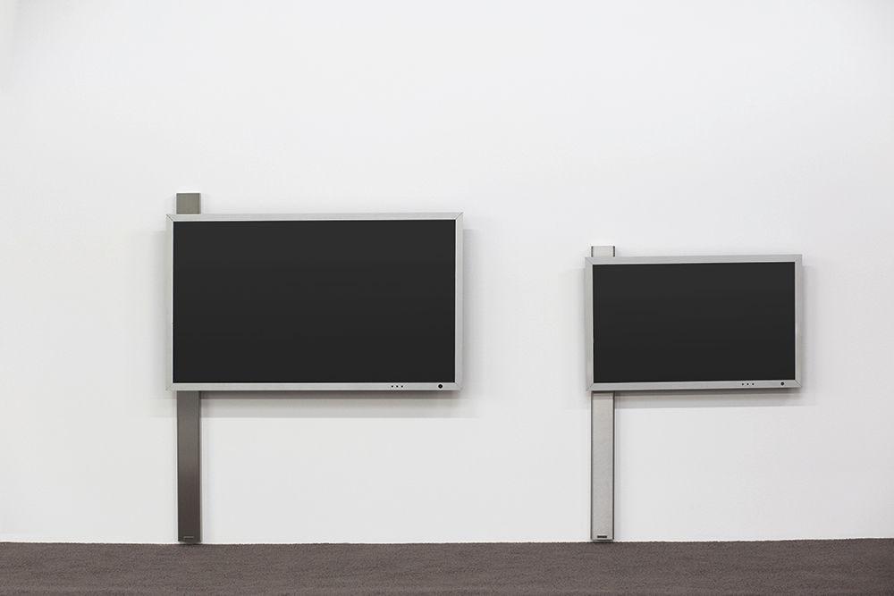 Supporto per tv da parete design minimalista / girevole   tv ...
