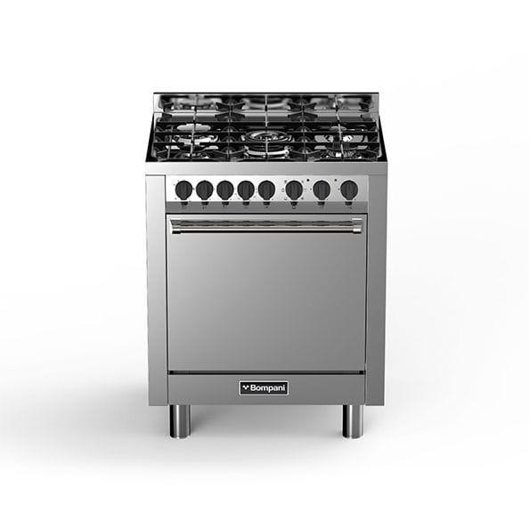 Blocco cucina a gas / elettrico / in ghisa / in acciaio inox ...