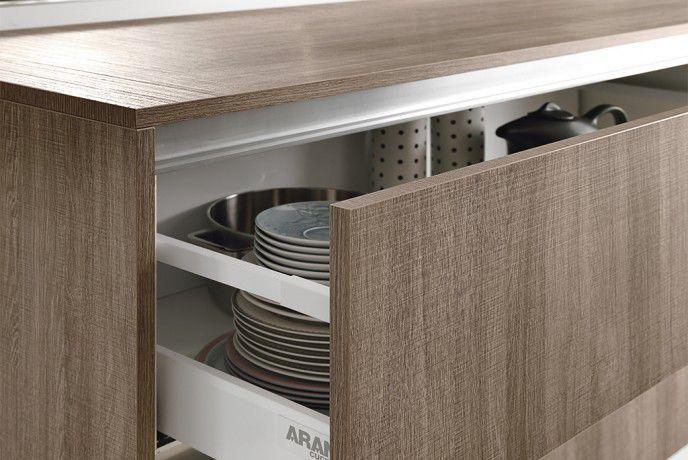 Cucine In Polimerico: Cucina moderna in polimerico replay diotti a ...